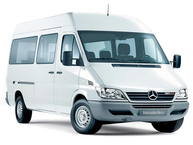 Mercedes-Benz Sprinter шағын автобусы